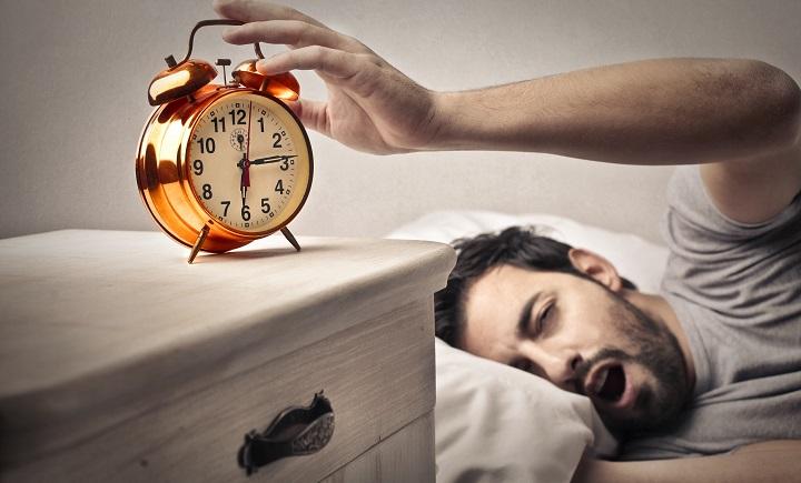 Ursachen für Schlafstörungen