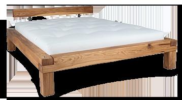 futonbett stilvoll kraftvoll komfortabel. Black Bedroom Furniture Sets. Home Design Ideas