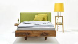 Bett Anna Polsterkopfteil – ästhetische Design und erstklassiger Komfort
