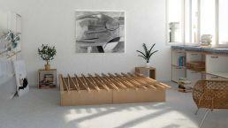 Bett V - 2002 Auszeichnung internationaler Designpreis Stuttgart