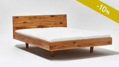 Schwebebett Fly; schlichtes zeitloses Design und erstklassige Verarbeitung|Schwebebett Fly aus massivem Holz